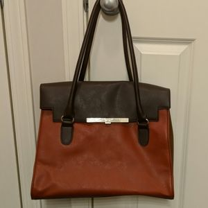 Fiorelli purse shoulder bag two tone